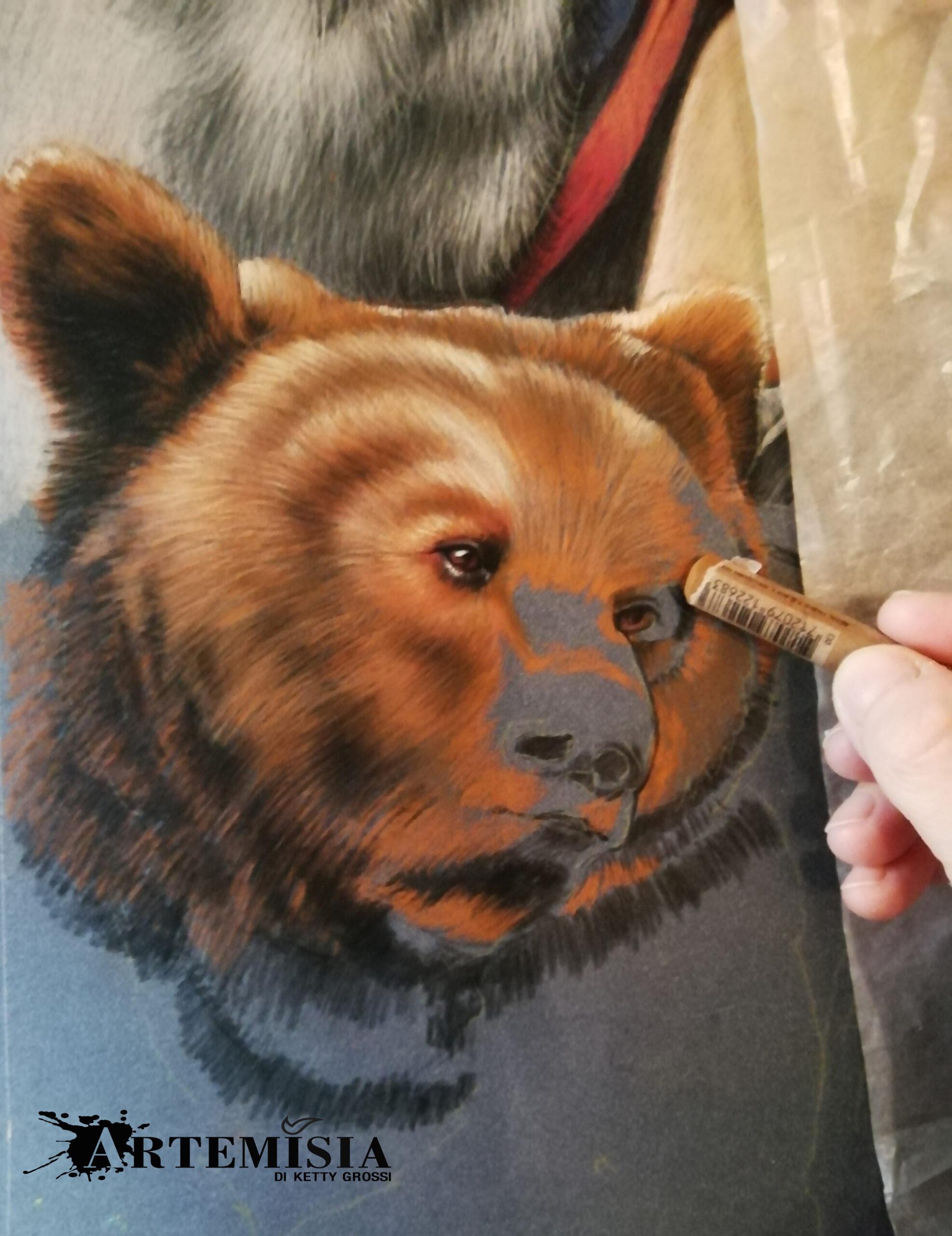 Bear WIP.